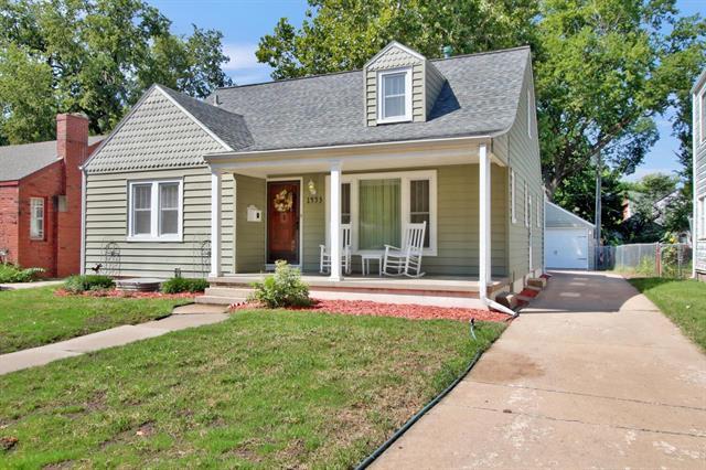For Sale: 1453 N Burns St, Wichita KS