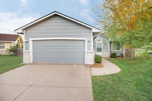 For Sale: 1607 S Brandon St, Wichita KS