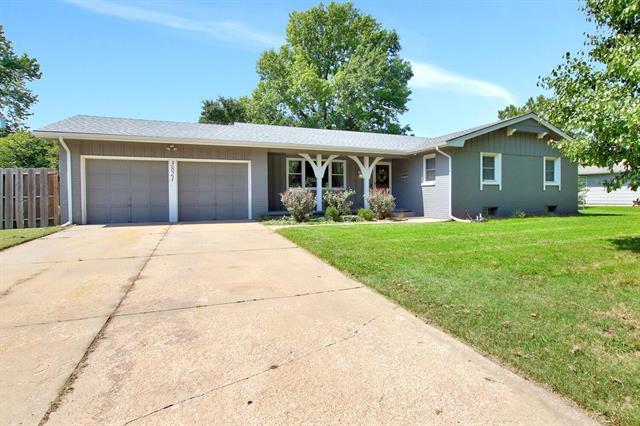 For Sale: 3821 N Woodrow Ave, Wichita KS