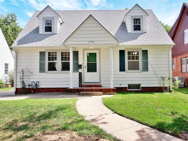For Sale: 1458 N Coolidge Ave, Wichita KS