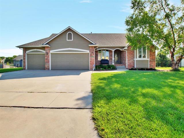 For Sale: 814 N Balthrop Cir, Wichita KS