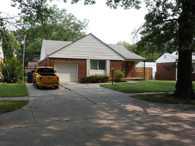 For Sale: 2032 S Glendale, Wichita KS
