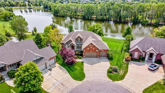 For Sale: 603 E CRESCENT LAKES DR, Andover KS