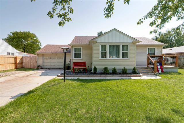 For Sale: 1748 N BURNS ST, Wichita KS