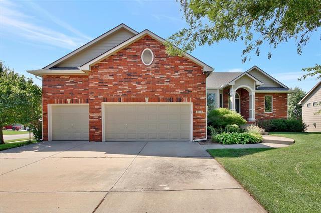For Sale: 3113 N Brush Creek Ct, Wichita KS