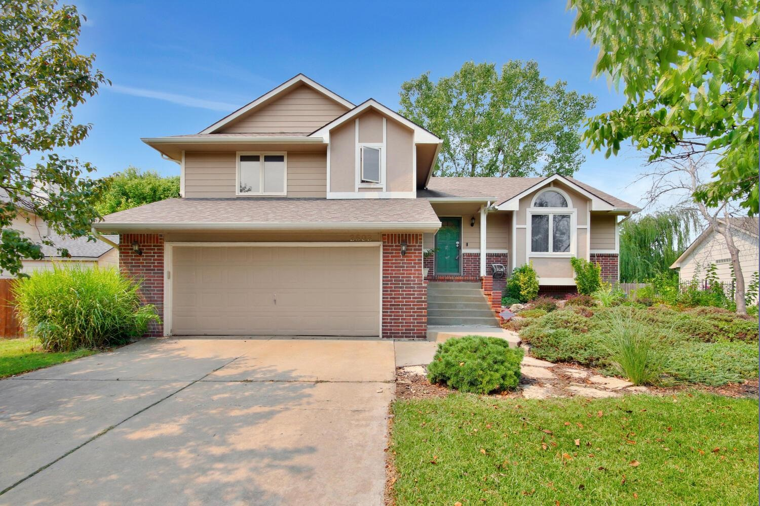 Wonderful Family home located in an established Neighborhood with mature trees and less than a block