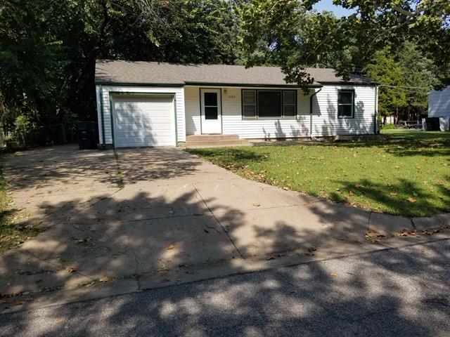 For Sale: 1320 W 9th St, Newton KS