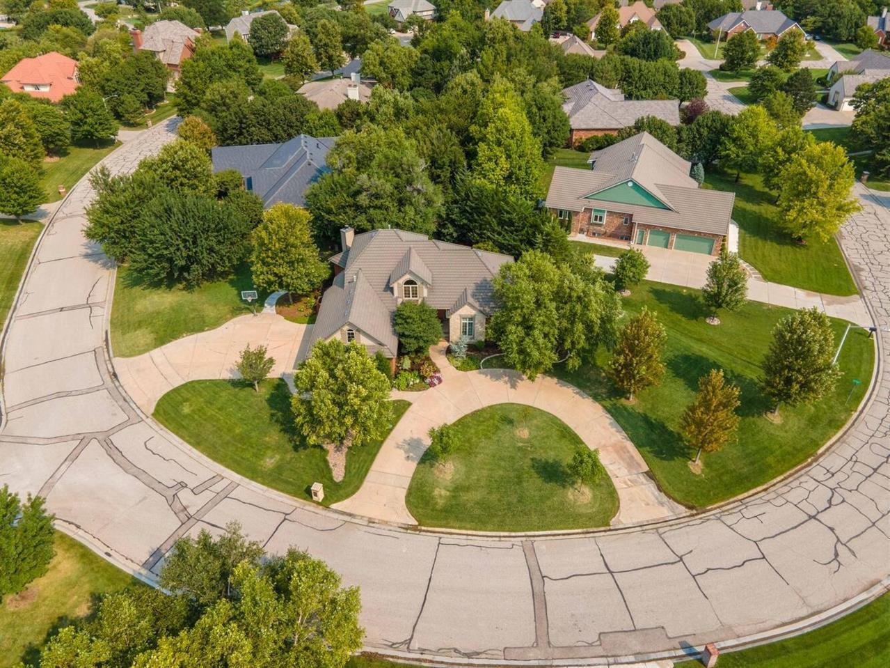 For Sale: 1128 N Glenmoor Dr, Wichita KS