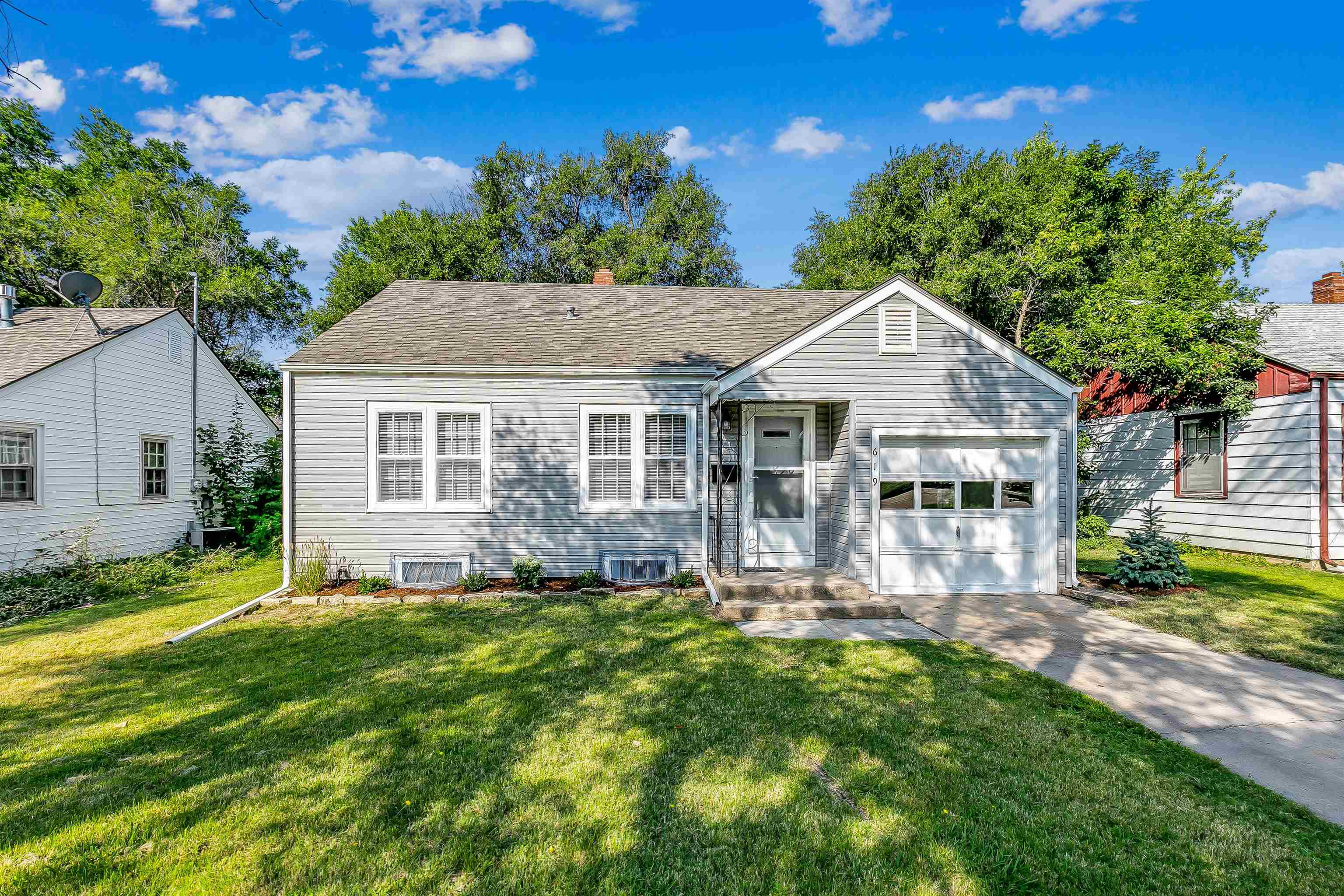 To be sold as is. Beautifully updated grey & white interior throughout! Even the garage interior and