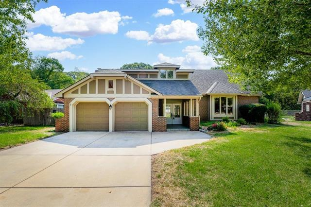 For Sale: 1219 E Brook Forest Ct, Derby KS