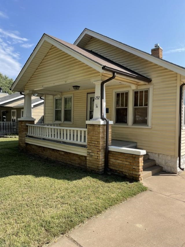 Here is a great home for the family or for a rental.  Property has been well taken care of and is re