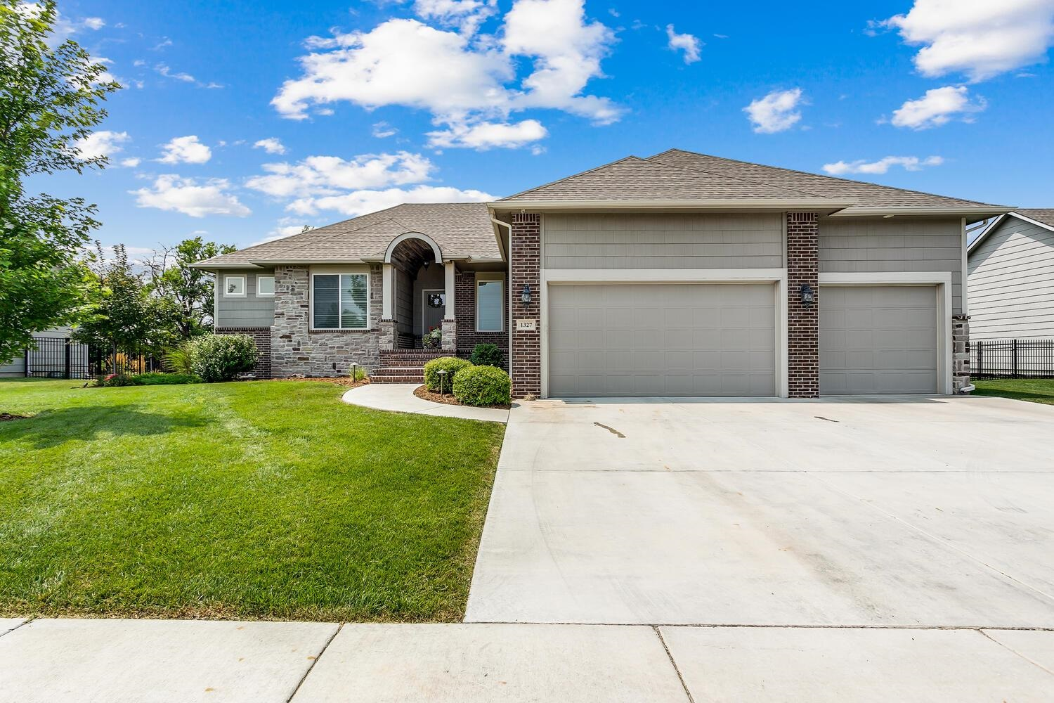 This premier home is located in the sought after Shadow Rock neighborhood! This 5 bedroom home has a
