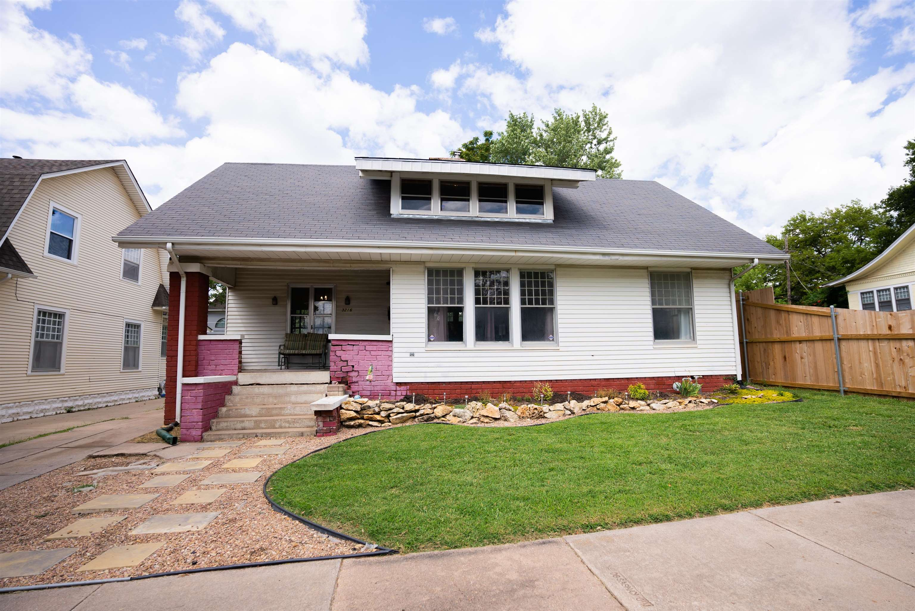 Welcome to a beautifully unique property in Wichita's favorite College Hill neighborhood. This remar