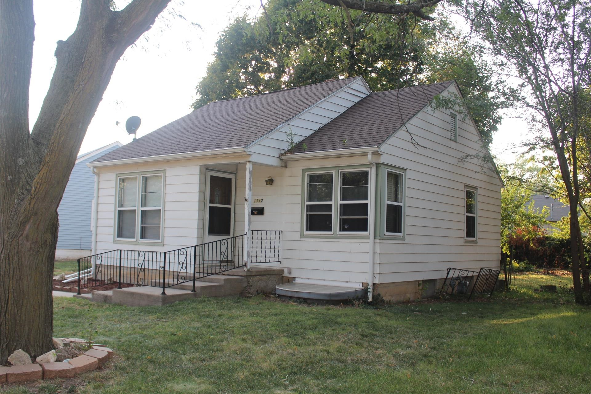 With numerous updates including a roof and HVAC system that are only four years old, this super cute