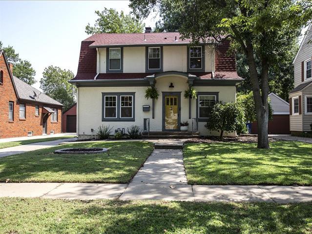 For Sale: 1442 N Woodrow Ave, Wichita KS