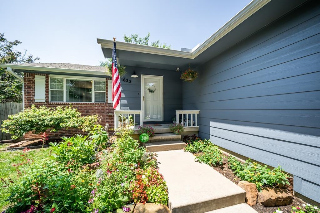 WOW!  5 bedrooms, 3 bathrooms, 2 car garage, remodeled kitchen with ALL appliances  that remain incl