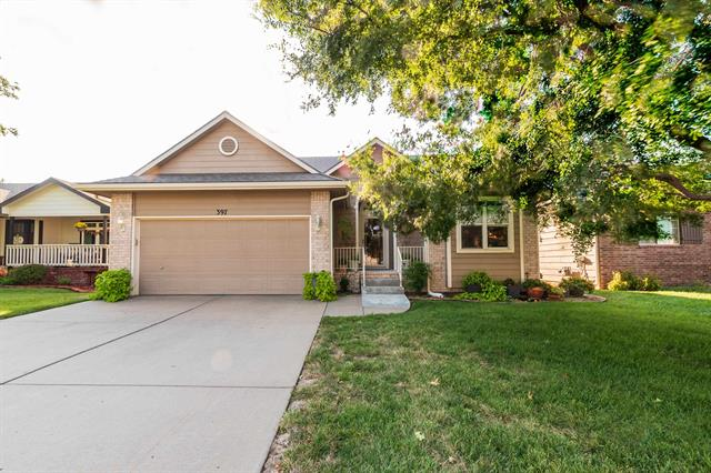 For Sale: 397 S Nineiron St, Wichita KS