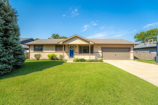 For Sale: 215 N MARLEN DR, Haysville KS