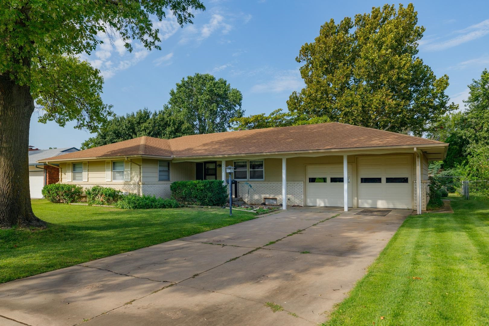 Do not miss out on this beautiful home in the highly desired Indian Hills! Beautiful mature trees in