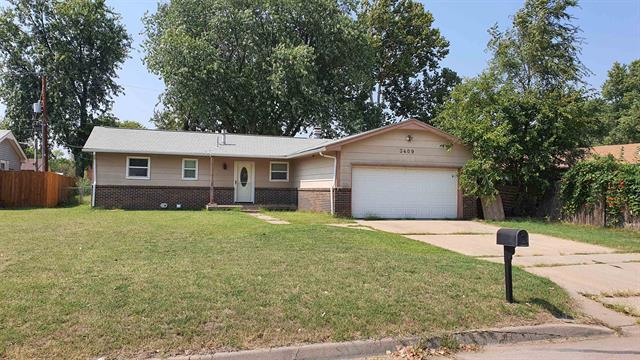 For Sale: 3409 S Knight Ave, Wichita KS