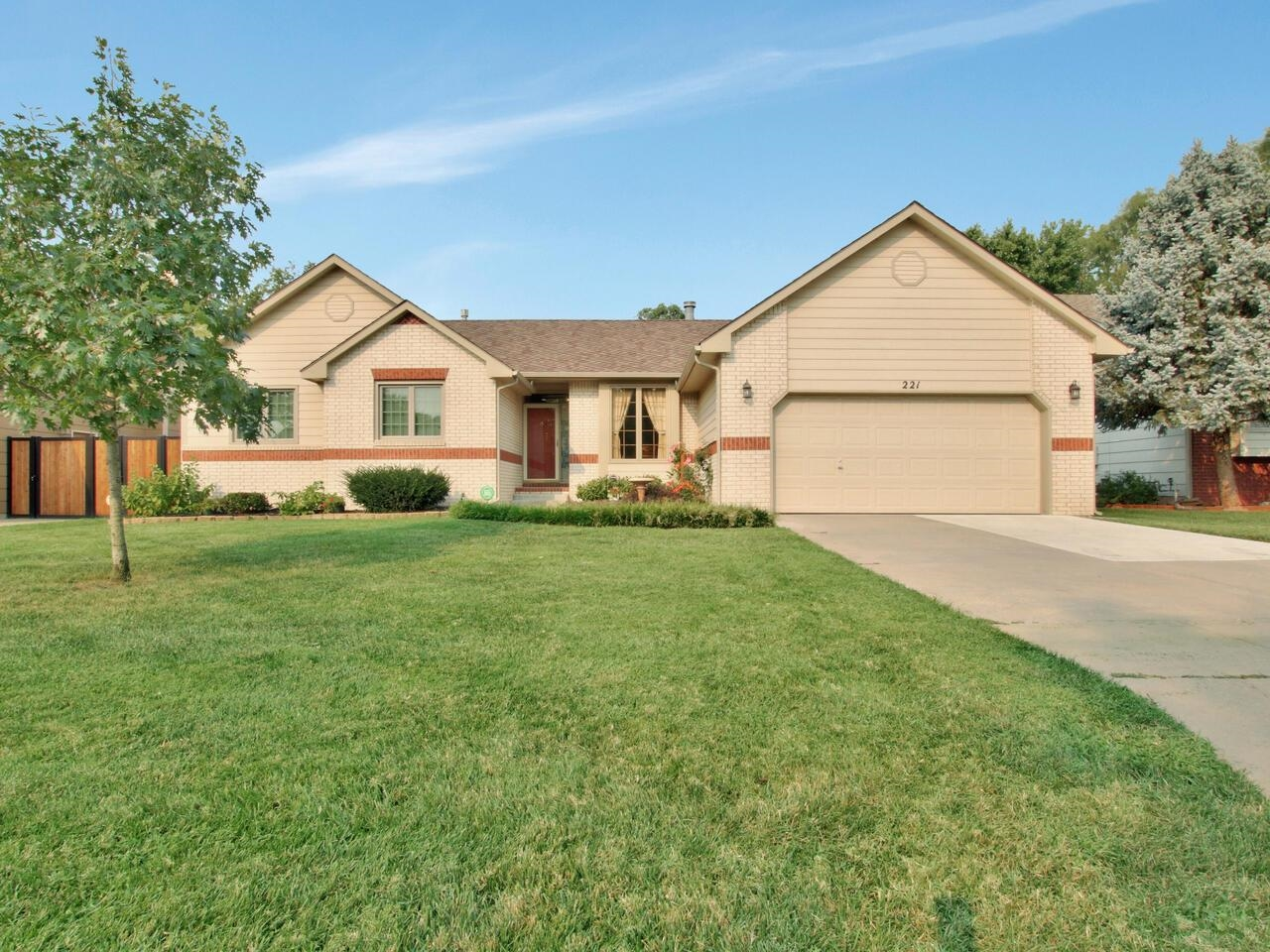 Welcome home to this maticulously maintained gem in West Wichita! Nestled into a long, quiet, cul-de