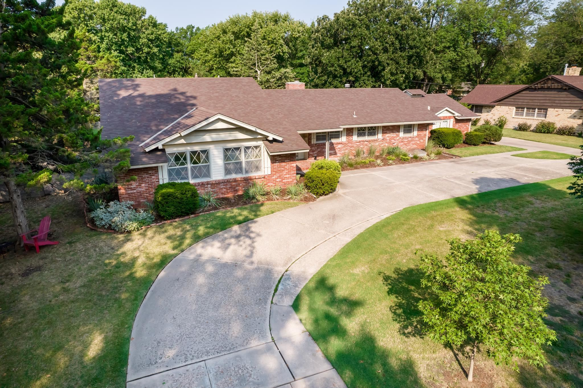 You will love coming home to this already updated and move-in ready sprawling ranch complete with ci