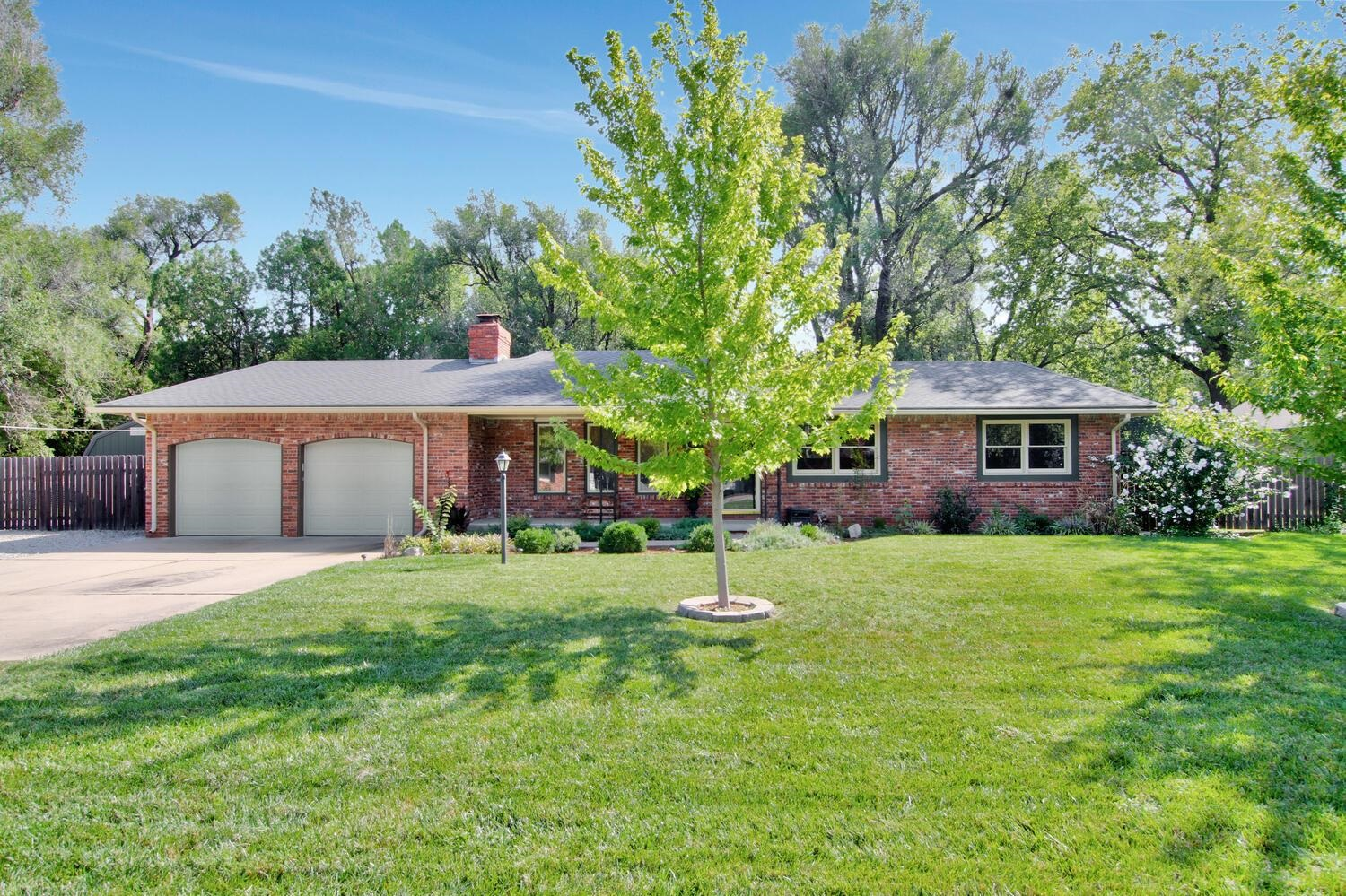 Super nice ranch home on a large lot, lots of updates and home includes all appliances.