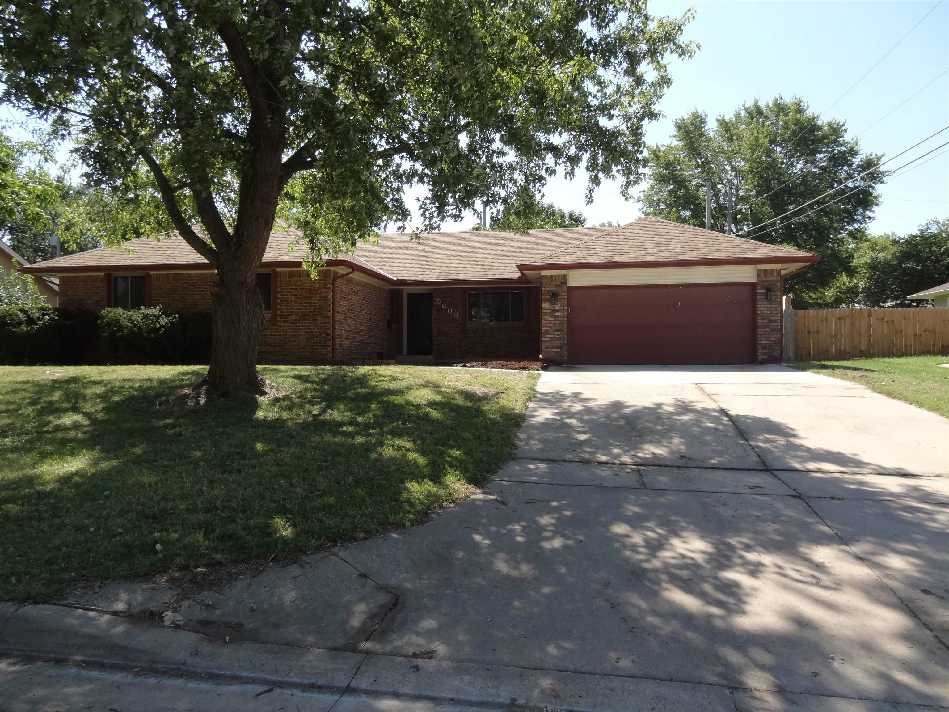 Location Location ! Beautiful Spacious home located NE Wichita. Totally updated  through out . 4 bed