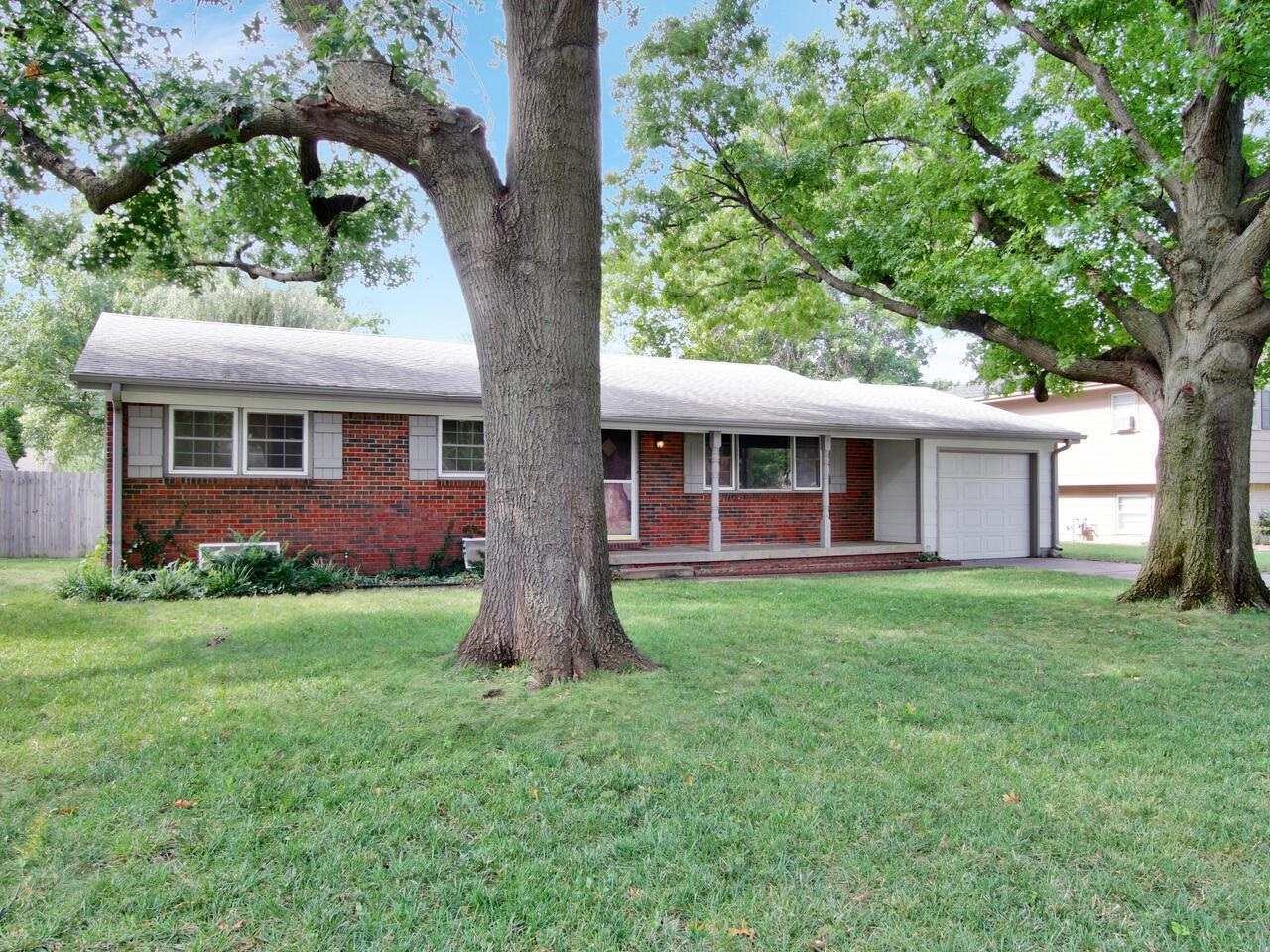 Welcome Home! This impressive ranch home has loads of appeal located in a desirable neighborhood jus