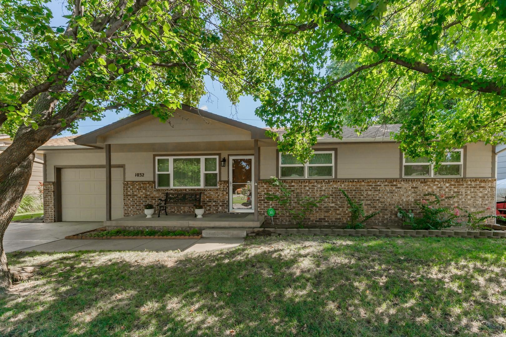MOVE IN READY...Adorable 3 bedroom / 2 bathroom home needs a loving family.  Your NEW home features: