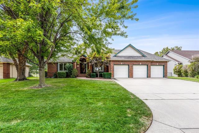 For Sale: 2427 N High Point Cir, Wichita KS