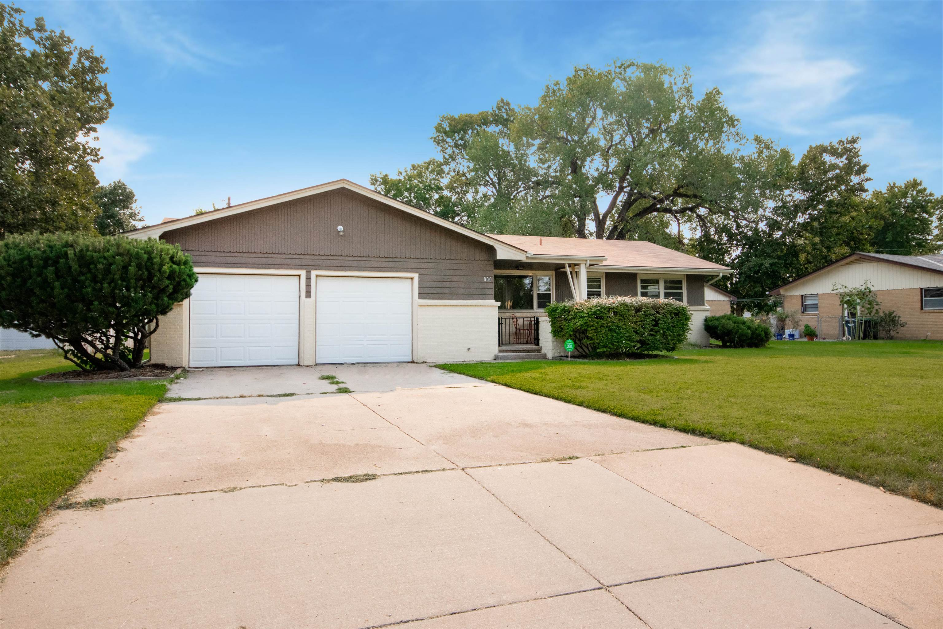 Well appointed mid-century ranch boasting over 1700 square feet on the main floor with more potentia