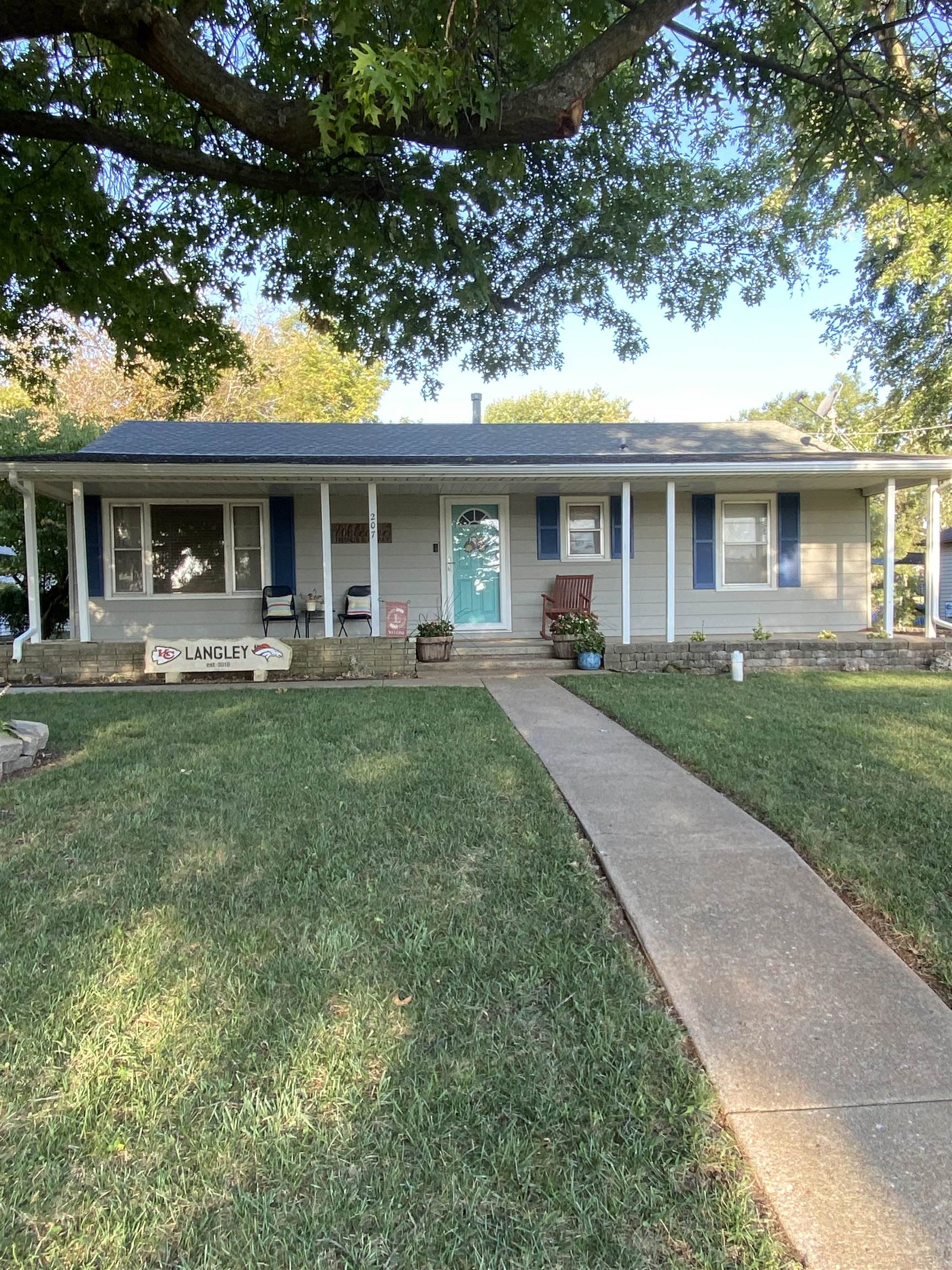 From the front porch curb appeal, to each of the generously spacious rooms, this home is a dream hou