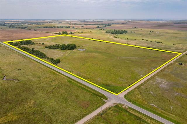 For Sale: 80 +/- Acres  HWY 56 & 10th Rd., Lyons KS