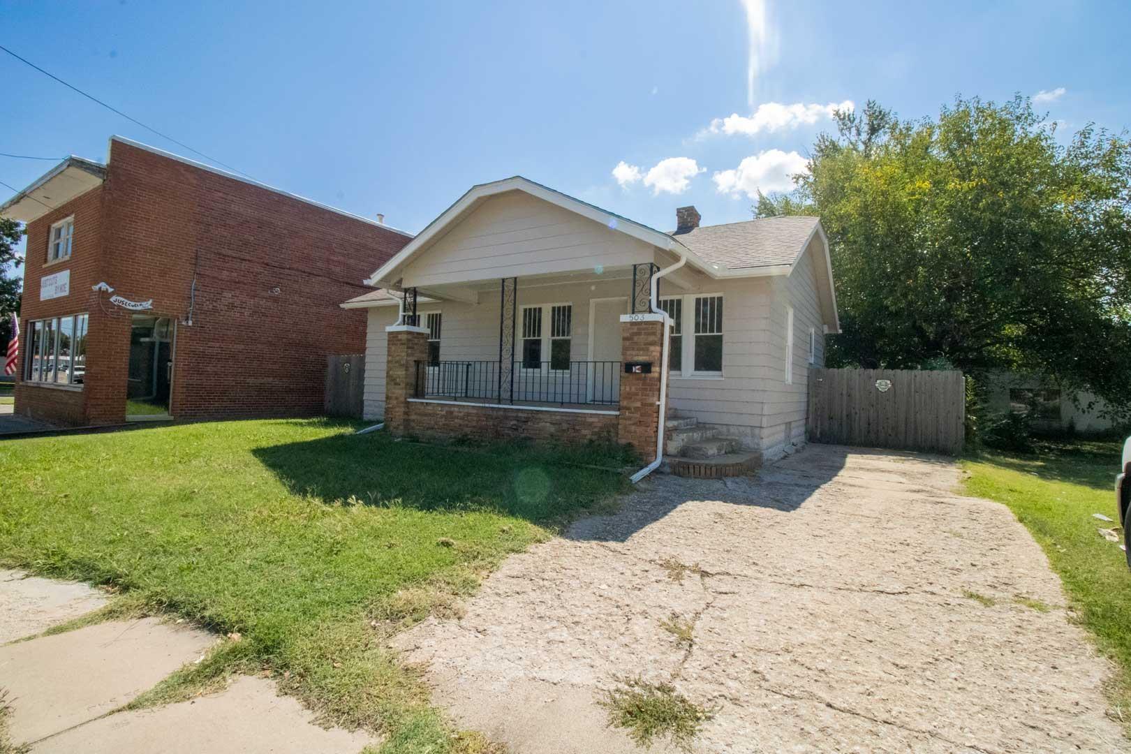 503 W Harry St, Wichita, KS, 67213