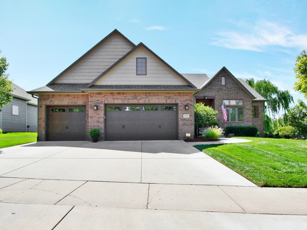 Better than New!  This amazing 6 bedroom ranch style home on almost 1/2 acre lot has everything you