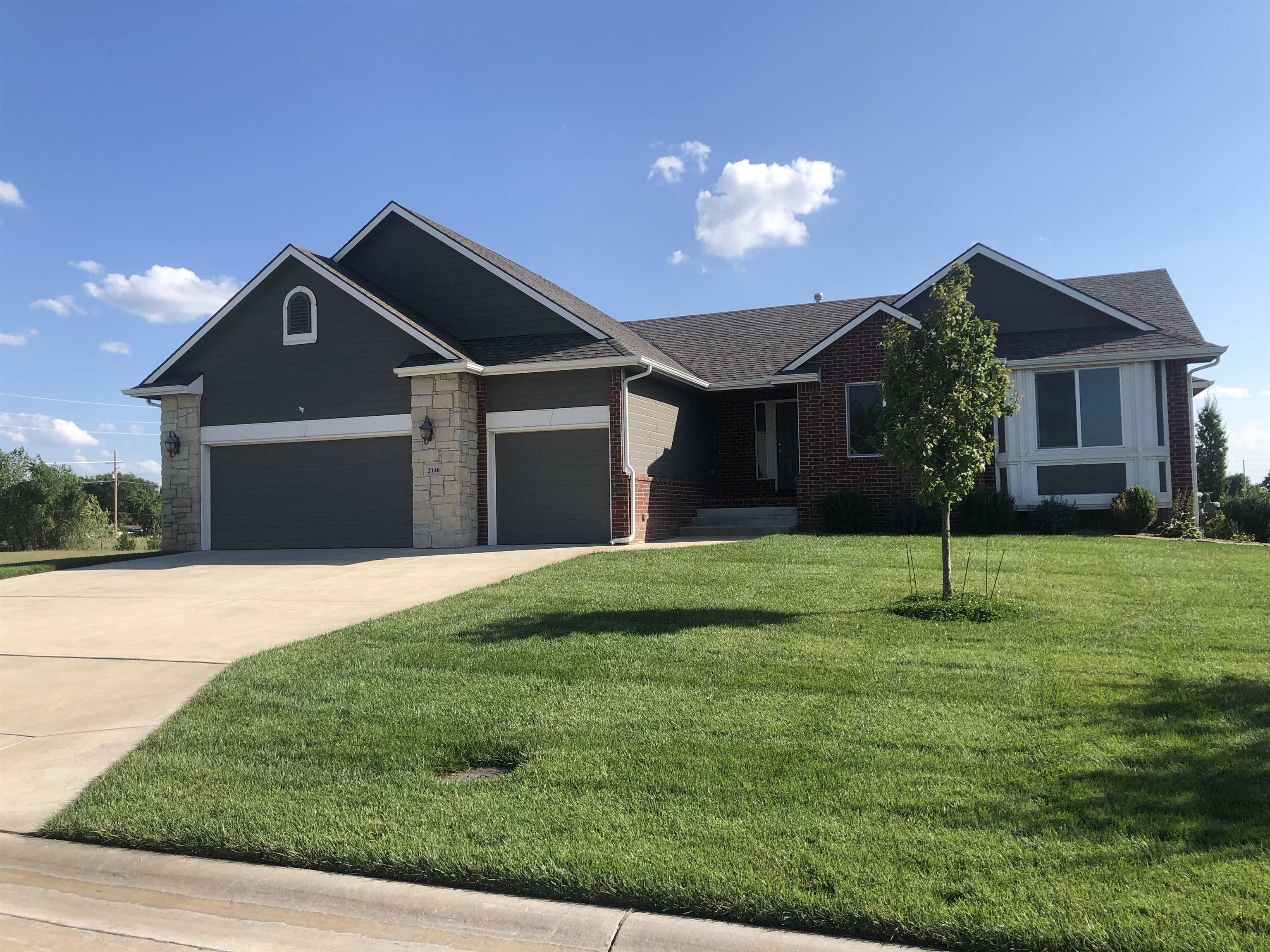 This home looks like a model home and is ready to become yours. Built in 2016 and is in almost near
