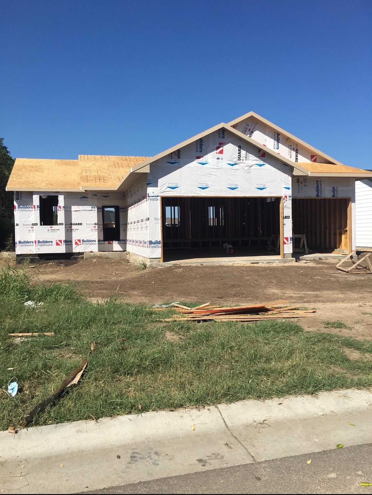 New construction in Valley Center schools! Located in the quiet High Ridge neighborhood. Buy soon an