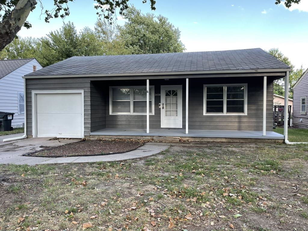 W O W !! Freshly Remodeled Home Move In Ready, Hard Wood Floor, with New Bathroom and a Whole Lot Mo