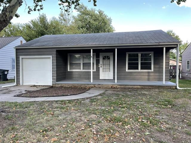 For Sale: 2438 S Laura St, Wichita KS