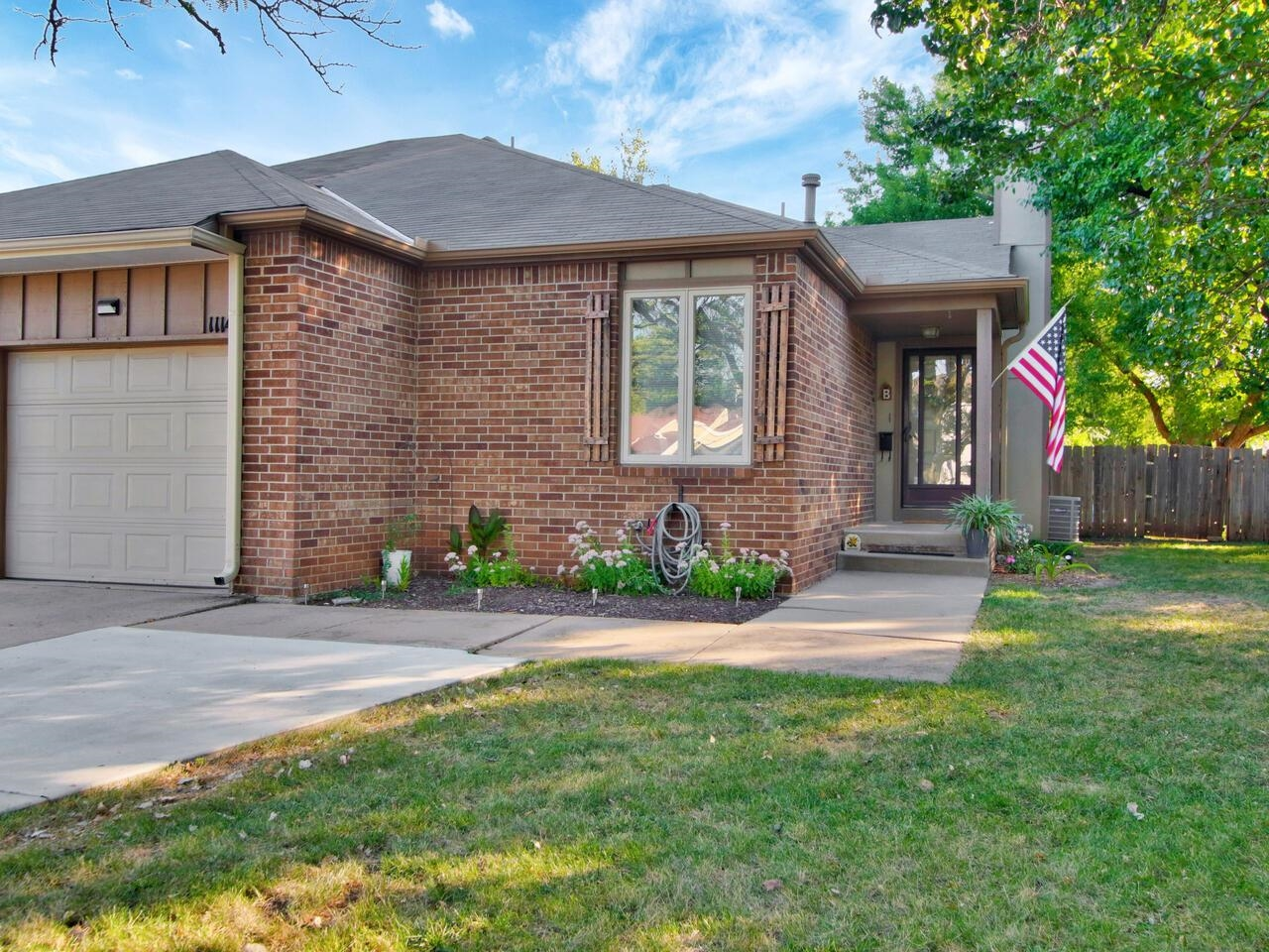 Don't Miss this move-in ready home in east Wichita. Pride of ownership shows throughout the house. G
