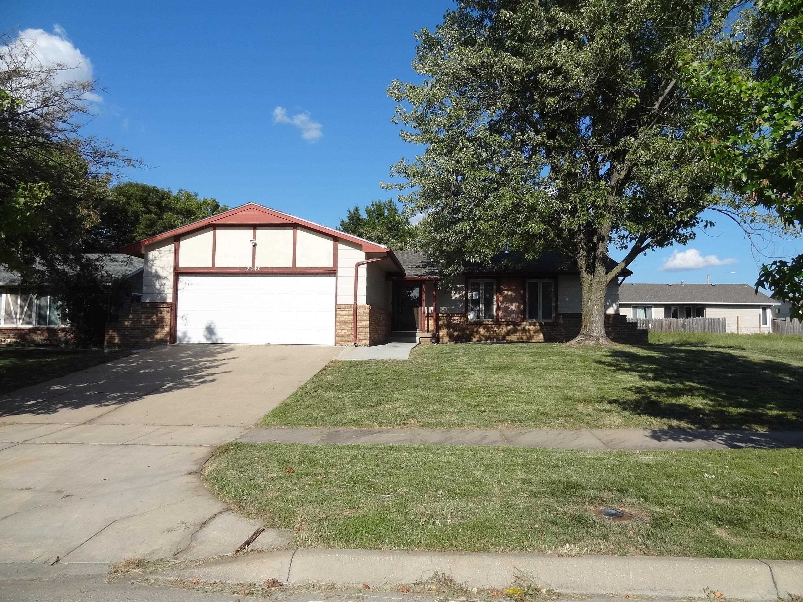 South East Wichita (Pawnee & Rock road) !! Home features Total 4 bedroom , 3 Full Bath. Update throu