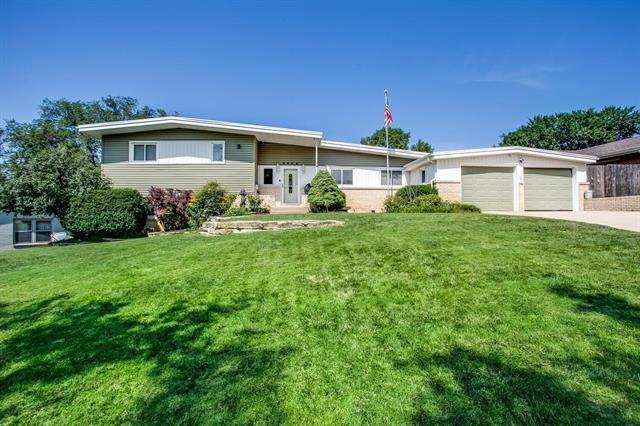 For Sale: 3408 E KINKAID ST., Wichita KS