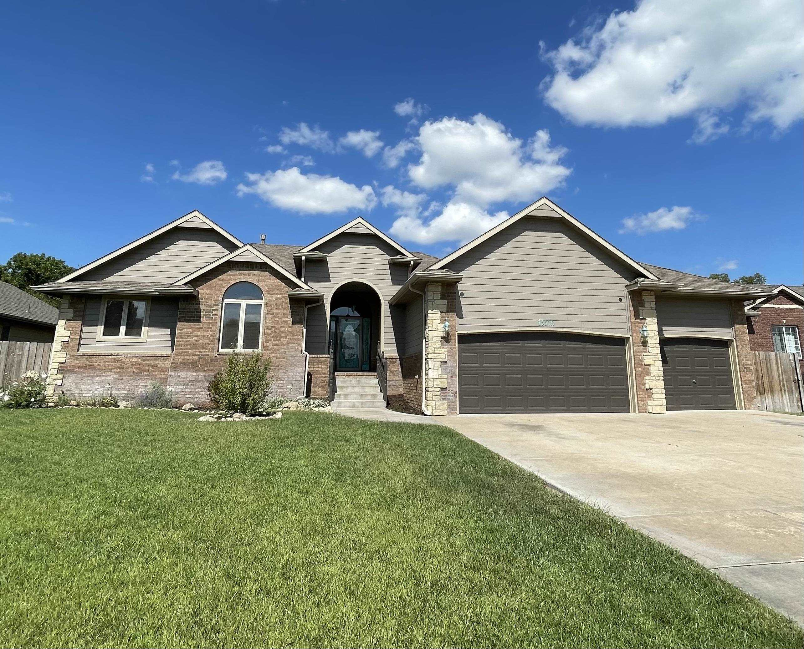 Gorgeous Wooded View! Completely private backyard!  Open floorplan on main floor and lower level! Go