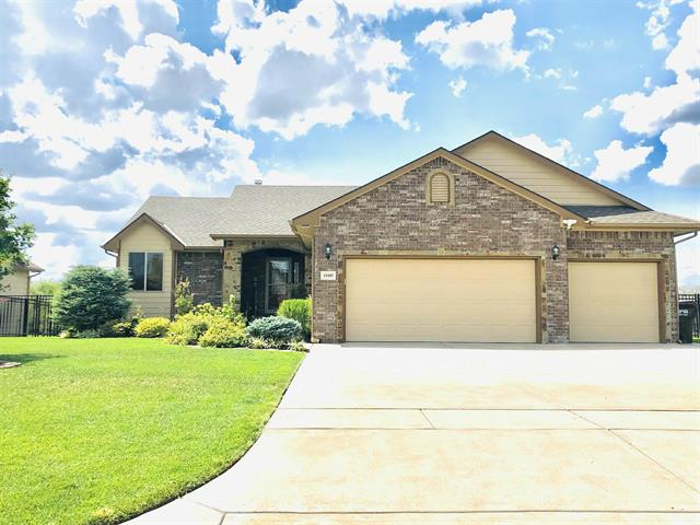 For Sale: 15405 E Rosewood St, Wichita KS