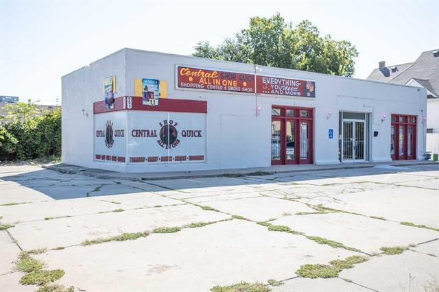 For Sale: 501 E Central Ave, Wichita KS
