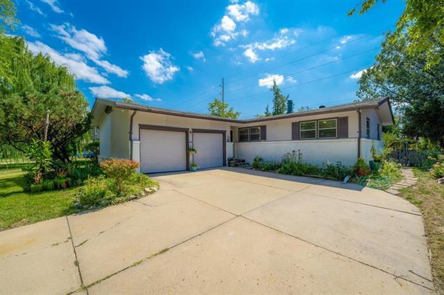 For Sale: 5605 E 17th St N, Wichita KS