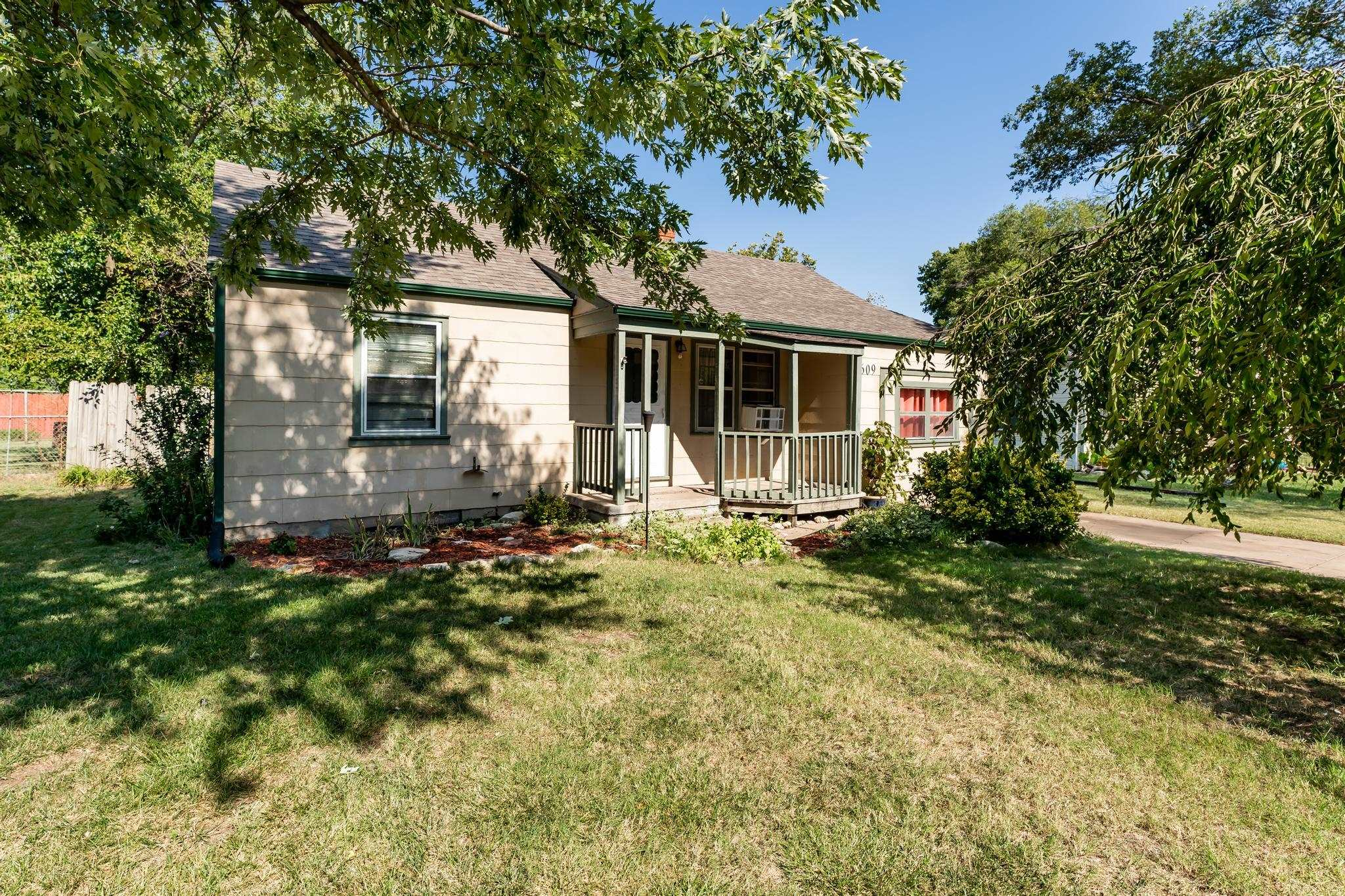 If you've been looking for a ranch style home with a convenient location to shopping, restaurants, a