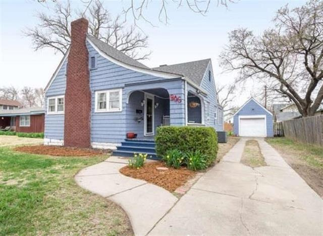 For Sale: 906 N PERRY AVE, Wichita KS