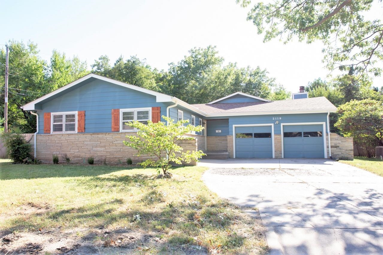 !! Wow !! Come take a look at this HIDDEN GEM nestled on a quiet cul-de-sac in the heart of Wichita.